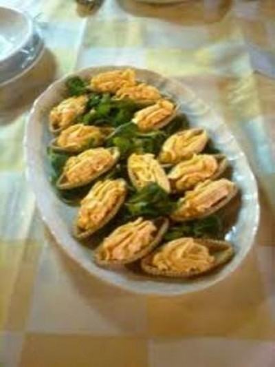 Barchette Al Gorgonzola