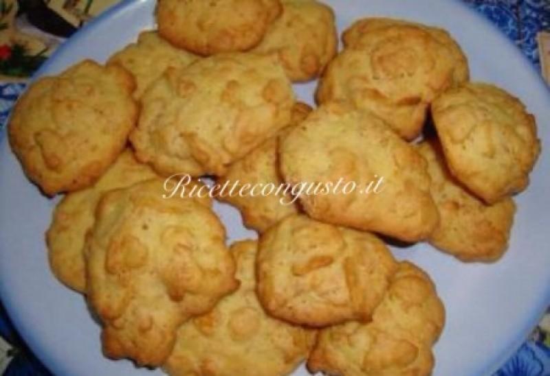 Biscotti con cornflakes