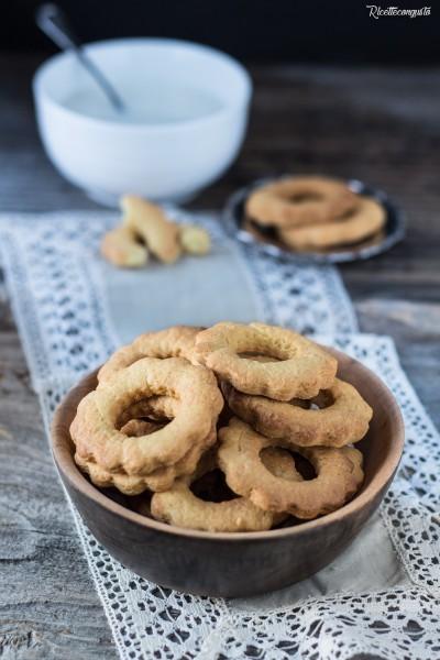 Frollini (biscotti di pasta frolla)