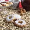Biscotti di frolla alla ricotta e cannella
