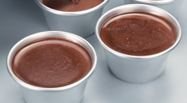 Budino al cacao