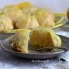 Ciambelline con farina di riso con glassa al limone