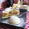 Crostata tiramisù con amaretti morbidi e caffè