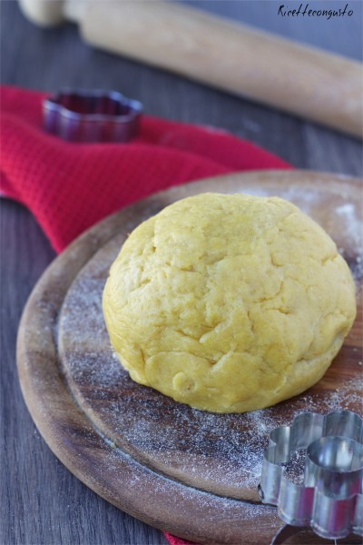 Pasta frolla al farro senza burro