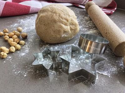 Frolla alle nocciole con farina di sorgo