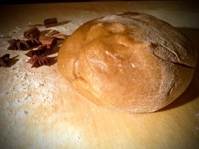 Pasta frolla speziata all'arancia