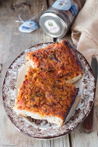 Pizza sfincione siciliano (alla mia maniera)