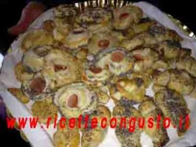 Salatini vari