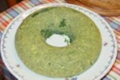 Sformato di broccoli e cavolfiore