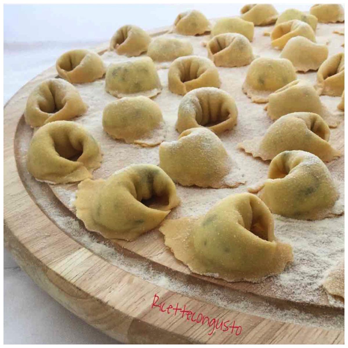 Tortelloni emiliani