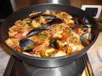 Zuppa di pesci