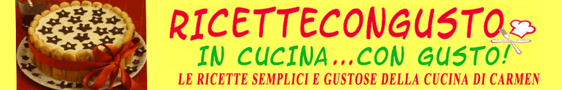 Ricettecongusto....in cucina con gusto!