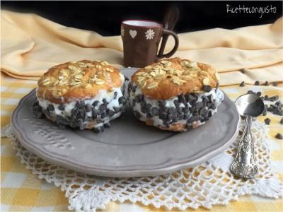 Biscotti gelato casalinghi