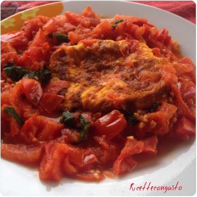 Frittatine al pomodoro fresco
