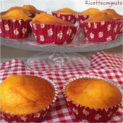 Muffin Carota Arancia Limone