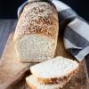Pan bauletto al latte di kefir con lievito naturale